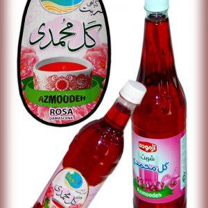 خواص و فوایت شربت گل محمدی